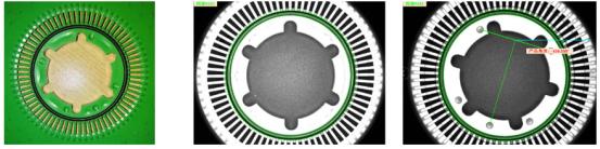 导流盘视觉检测,导流盘缺陷检测设备系统-机器视觉_视觉检测设备_3D视觉_缺陷检测