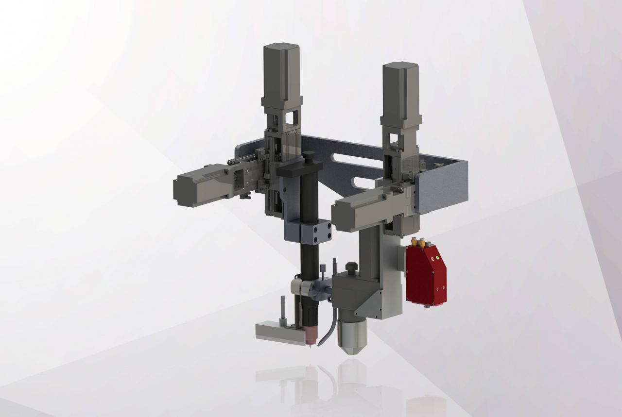 视觉焊缝跟踪系统(激光视觉焊缝跟踪系统)-机器视觉_视觉检测设备_3D视觉_缺陷检测