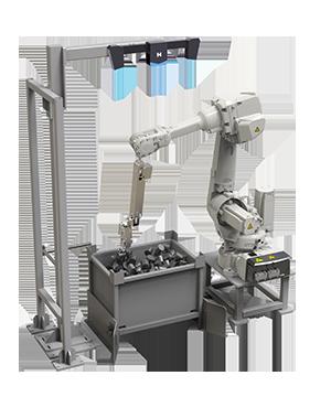 3D无序抓取系统-机器视觉_视觉检测设备_3D视觉_缺陷检测