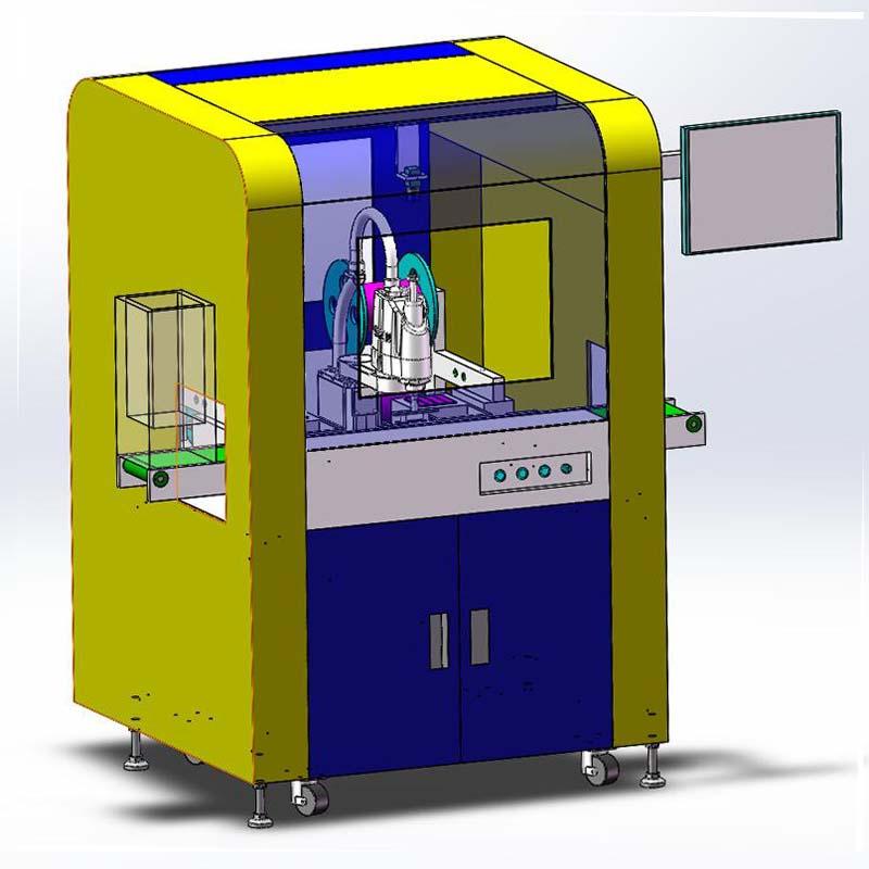 CCD全自动高速对位贴合系统-机器视觉_视觉检测设备_3D视觉_缺陷检测