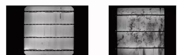 太阳能光伏行业视觉检测系统检测过程-机器视觉_视觉检测设备_3D视觉_缺陷检测