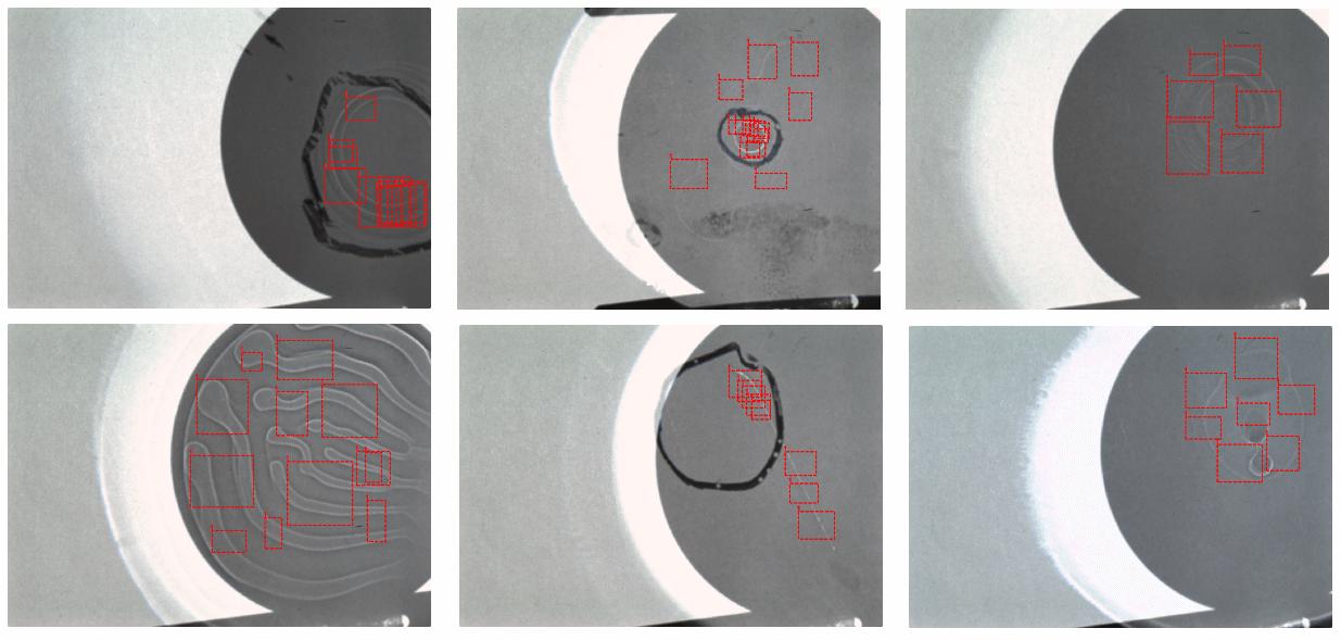 眼镜片(瑕疵/划伤/气泡)深度学习视觉检测系统-机器视觉_视觉检测设备_3D视觉_缺陷检测