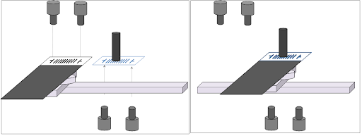 视觉对位贴膜系统(显示器保护膜贴合案例)-机器视觉_视觉检测设备_3D视觉_缺陷检测
