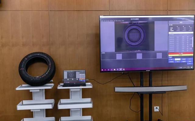 轮胎缺陷深度学习检测系统(再小的瑕疵也检测的出来)-机器视觉_视觉检测设备_3D视觉_缺陷检测