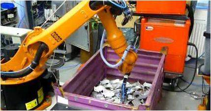 机器人3D视觉定位抓取系统-机器视觉_视觉检测设备_3D视觉_缺陷检测