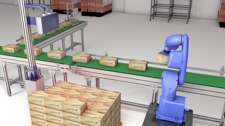 3D视觉(无序/散乱)抓取方案-机器视觉_视觉检测设备_3D视觉_缺陷检测