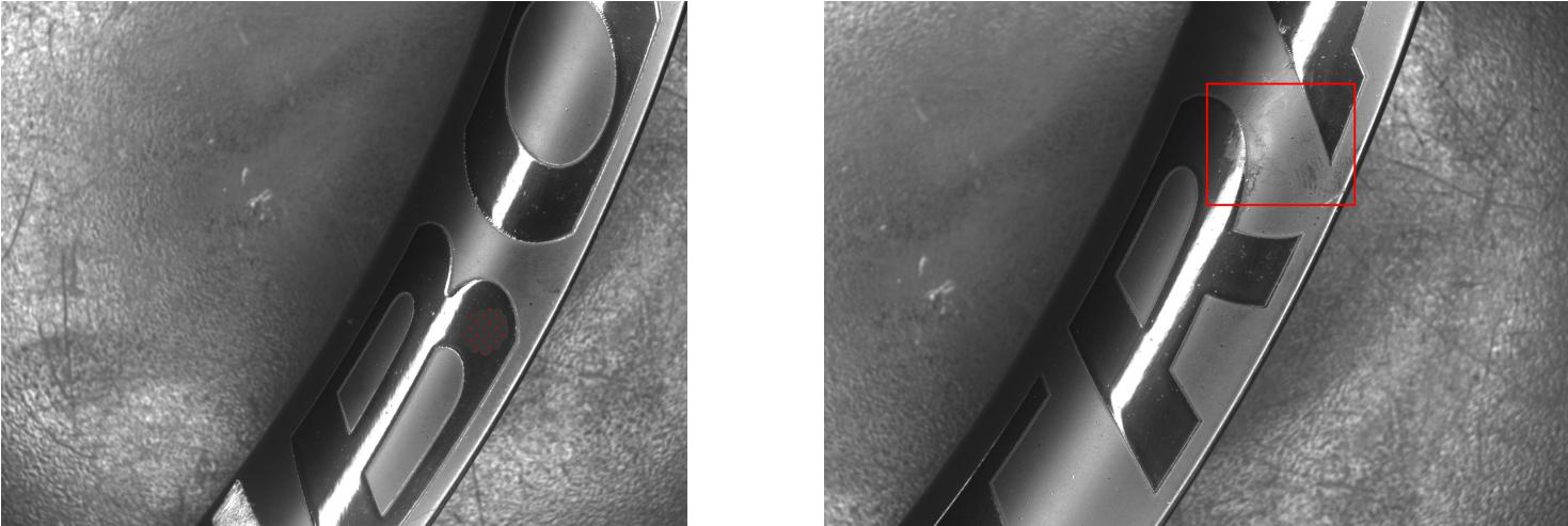 轮圈外观检测(自行车配件缺陷视觉检测方案)-机器视觉_视觉检测设备_3D视觉_缺陷检测